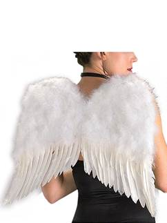 Large Angel Wings - 45cm