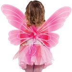 Childrens Princess Fairy Wings - 48.2cm