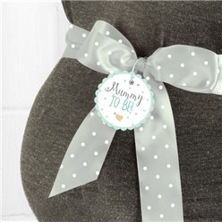 "Baby Wishes ""Mum To Be"" Sash"
