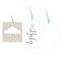 Baby Wishes Gift Tags