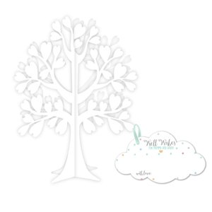 Baby Wishes Wishing Tree & Tags