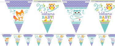 Woodland Baby Bunting - 4.5m