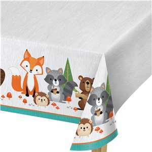 Woodland Animals Deluxe Pack - Value Pack for 8