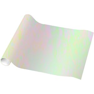 Iridescent Cello Gift Wrap - 3m