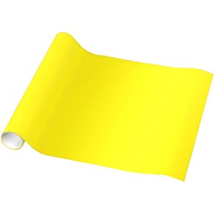 Yellow Wrapping Paper - 1.5m
