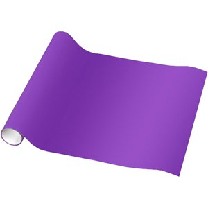Purple Wrapping Paper - 1.5m