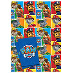 Paw Patrol Wrapping Paper & Tags