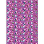 Trolls Wrapping Paper - 2m