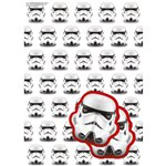 Stormtrooper Wrapping Paper & Tags