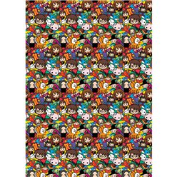 Harry Potter Wrapping Paper 2m (Wrapping Paper)