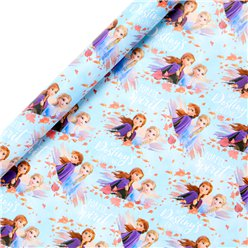 Frozen Wrapping Paper Roll - 2m
