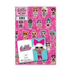 L.O.L. Surprise! Wrapping Paper & Tags