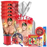 WWE Gift Cup Kit For 8
