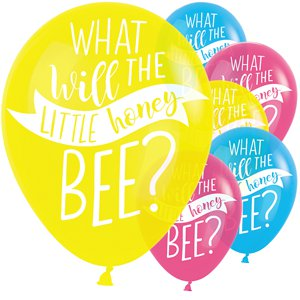 What Will It Bee Balloons - 11