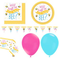 What Will It Be Party Pack - Deluxe Pack For 16