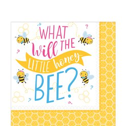 What Will It Be Paper Napkins - 33cm