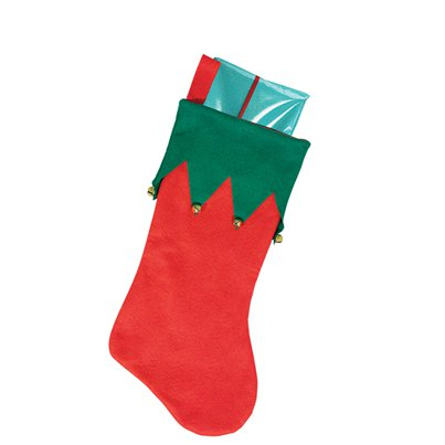 Jingle Bell Stocking - 46cm