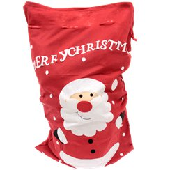 Luxury Santa Christmas Sack - 1m