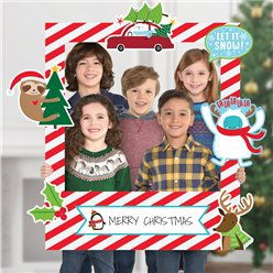 Christmas Giant Photo Frame
