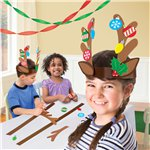 Reindeer Antler Craft Kit