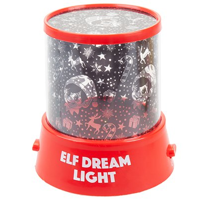 Naughty Elf Dream Gazer Light