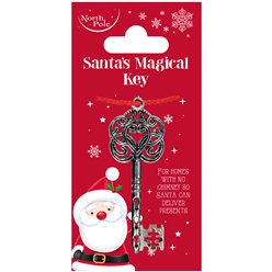 Santa's Magical Key