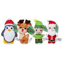 Christmas Mini Plush - 4 Assortments