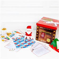 Wooden Crate Christmas Eve Box Kit