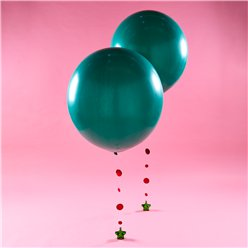 Forest Green Giant Balloon Kit