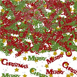 Merry Christmas Table/Invite Confetti