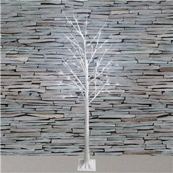 LED White Birch Tree - 180cm