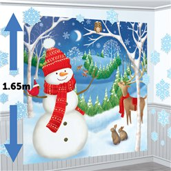 Winter Friends Scene Setter Kit - 1.65m