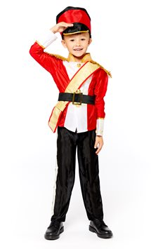 Toys Soldier - Child Costume