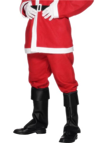 Santa Suit - Adult Costume back