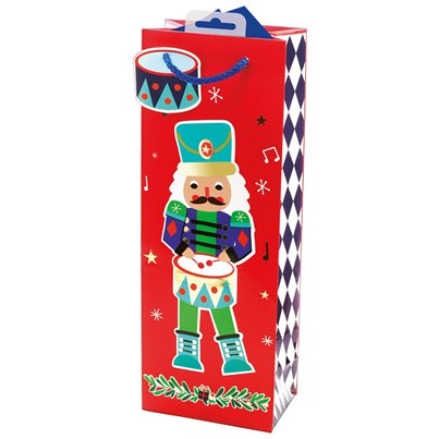 Nutcracker Bottle Bag - 35cm