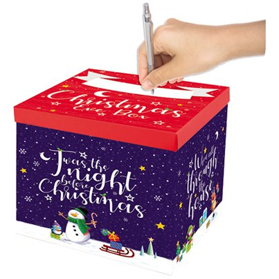 Twas The Night Before Christmas Eve Box - 28cm