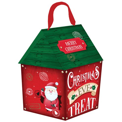 Large Personalised Christmas Eve Box Present Xmas Party Favour Clearance