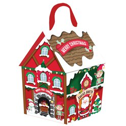 Santa's Grotto Treat Gift Box