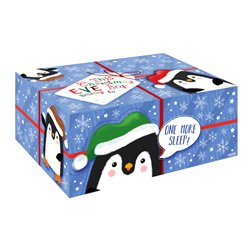 Penguin Christmas Eve Box