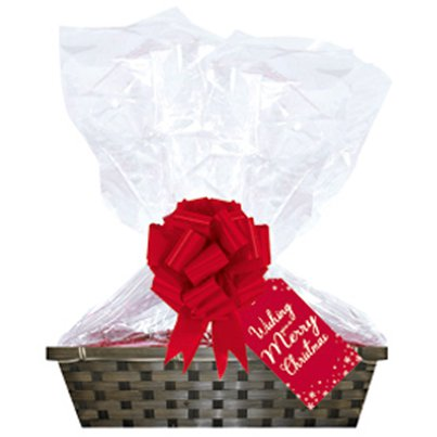 Red Hamper Dressing Set