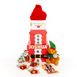 Personalised Santa Stacking Box Kit