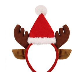 Childs Reindeer Headband