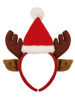 Reindeer Headband - Child