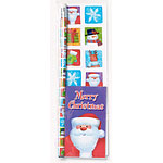 Jolly Snowman Stationery Set