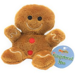 Plush Gingerbread Man - 10cm