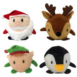 Christmas Plush Pals