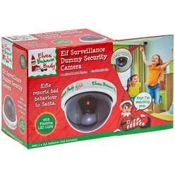 Naughty Elf Surveillance Camera