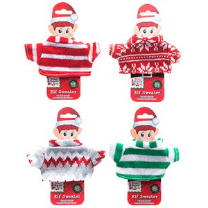 Naughty Elf Knitted Jumper