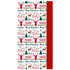 Merry Christmas Stag Tissue Paper