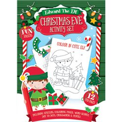 Elf Activity Pack